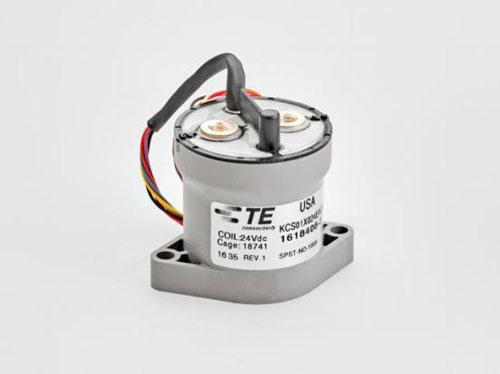 电流传感高压接触器