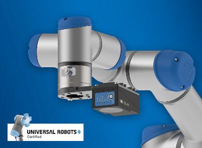 视觉传感器控制优傲机器人