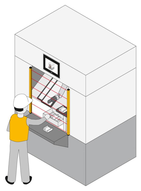 皮尔磁柱状保护器