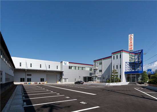 MMK的工厂(日本)