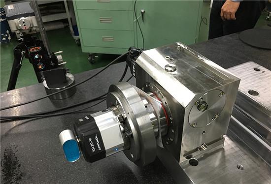 使用雷尼绍XR20-W执行分度测量