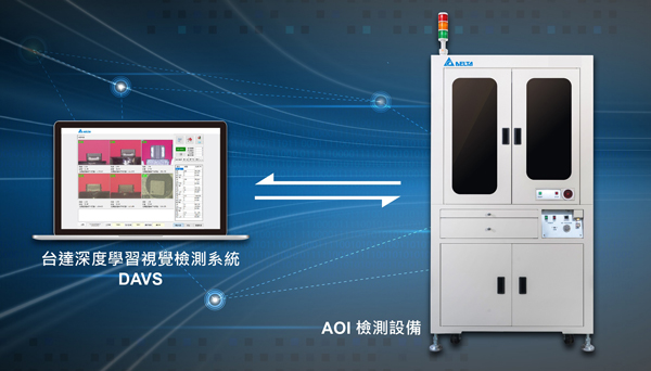 台达AI视觉检测解决方案