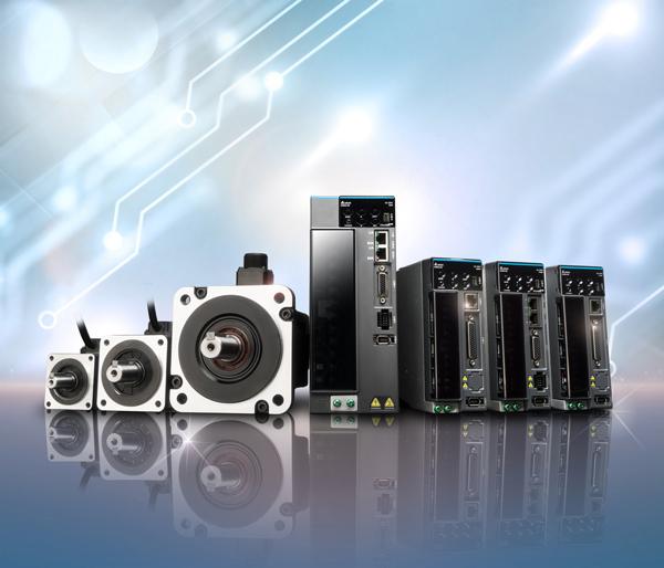 台达高性能伺服驱动系统