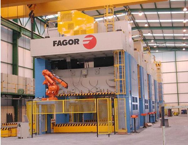 FAGOR法格塞达冲压生产线