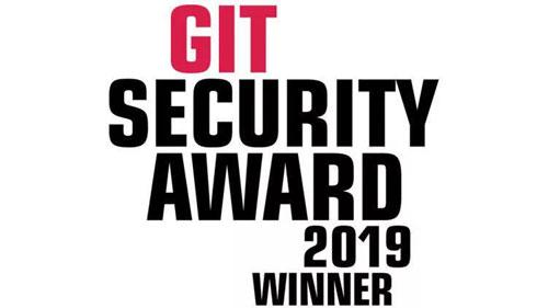 工业安全网桥获得GIT安全大奖