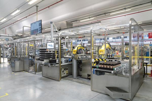 新的灵活的 Agile F24 生产线